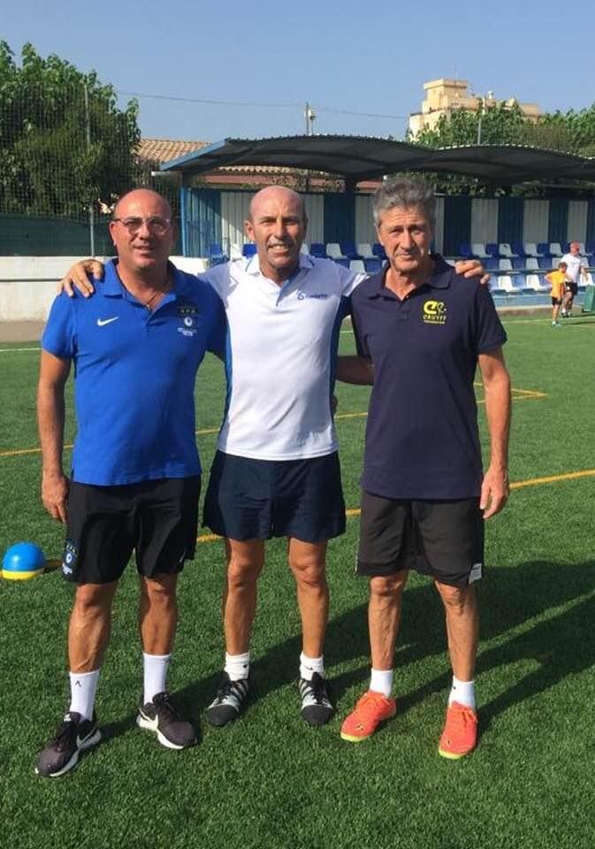 Campus de fútbol de Peñiscola 2019