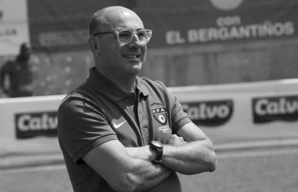 Toni Cortés. Fundador de BCNwinMethod. Director de fútbol en AFA