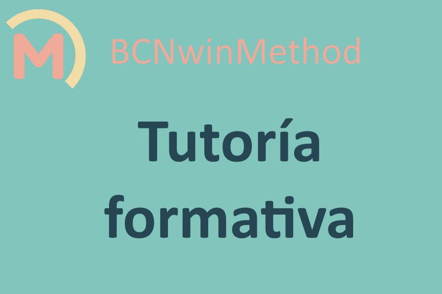 BCNwinMethod Servicio de tutoría formativa para técnicos de fútbol