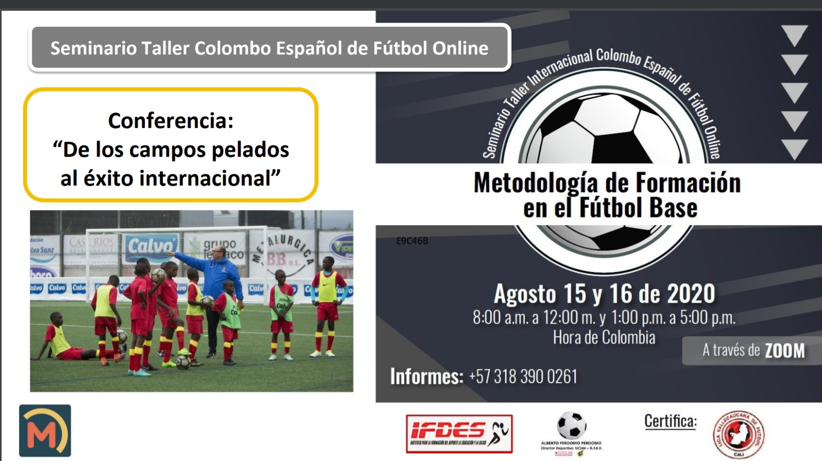 Seminario Colombo Español de Fútbol Base