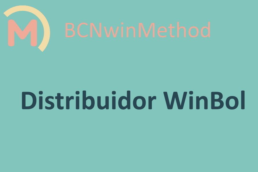 Distribuidor de WinBol. Gestión técnica de fútbol