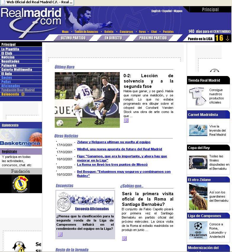 Real Madrid CF compra WinBol