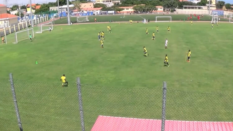 Automatismos para Fútbol-11 en Fútbol Base-2
