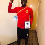 Maestro el mejor en la Sub-20 de Angola