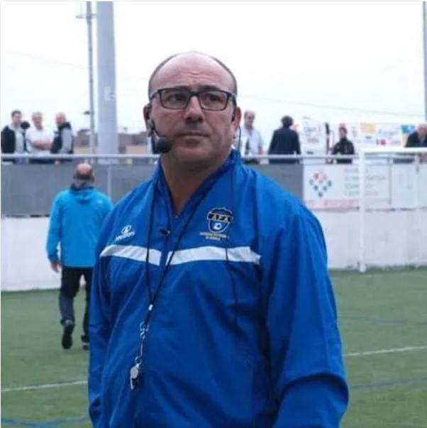 Toni Cortés y el calentamiento Técnico-Táctico