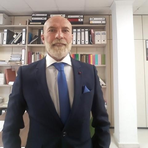 Luís Adell. Área de fútbol escolar