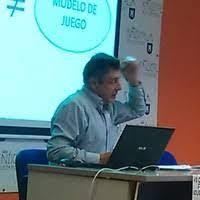 Jorge Vázquez Di Biase. Creador de Neurofootball
