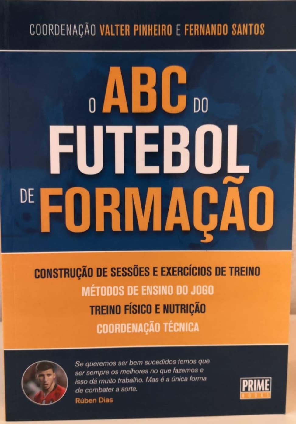 Libro ABC sobre el fútbol formativo.